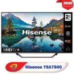 تلویزیون هایسنس 75A7500