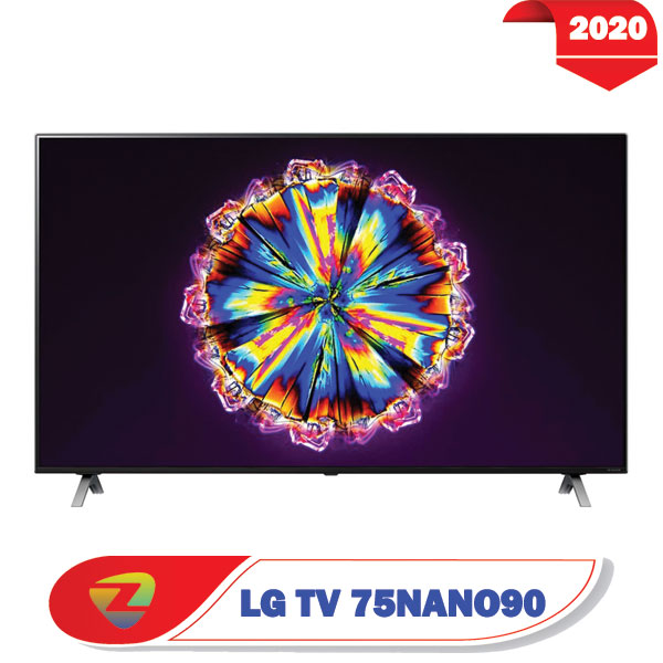 تلویزیون ال جی 75NANO90 مدل 2020 فورکی 75 اینچ NANO90