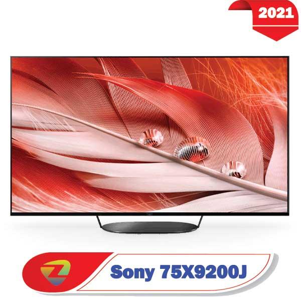 تلویزیون سونی 75X92J سایز 75 اینچ مدل X92J 2021