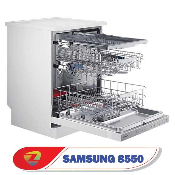 ماشین ظرفشویی سامسونگ 8550 ظرفیت 14 نفره DW60K8550
