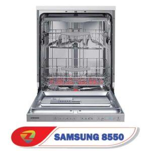 فضای داخلی ماشین ظرفشویی سامسونگ 8550