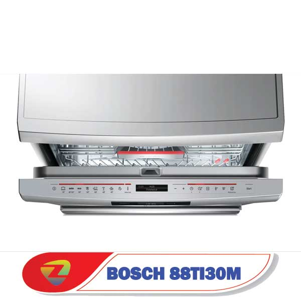ماشین ظرفشویی بوش 88TI30M سری 8 ظرفیت 13 نفره SMS88TI30M