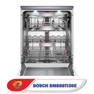 فضای داخلی ماشین ظرفشویی بوش 88TI36E