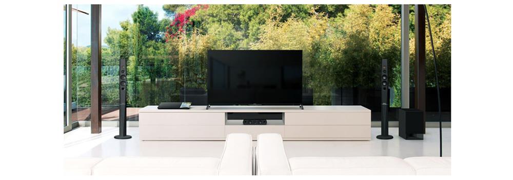 ترکیب بی نقص تلویزیون سه بعدی براویا و پیشرفته ترین سیستم سینمای خانگی بلو-ری سه بعدی سونی