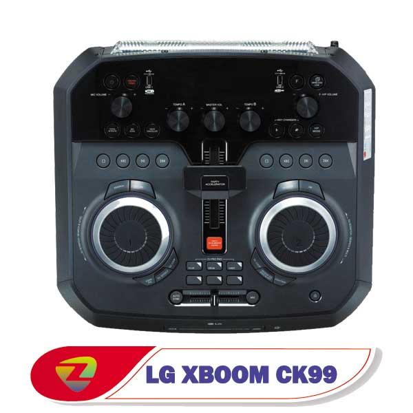 سیستم صوتی ال جی CK99 ایکس بوم CK99 توان 5000 وات