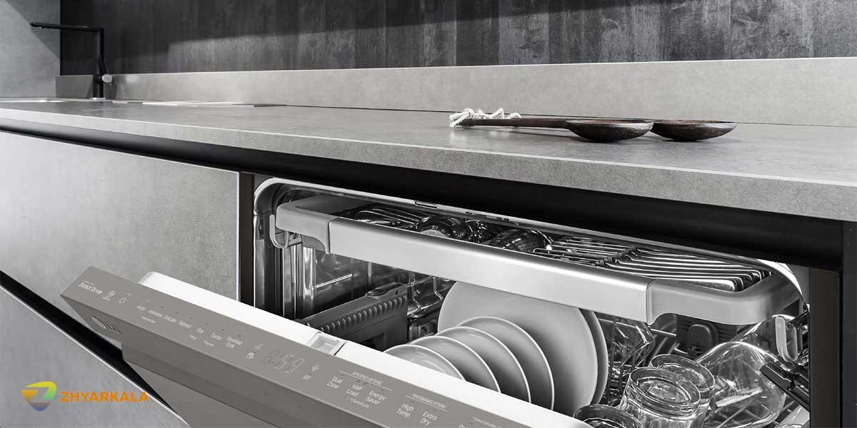 ویژگی های کاربردی در ظرفشویی ال جی 325