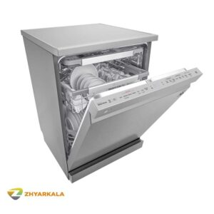 طراحی و ساخت ظرفشویی ال جی 325 از بغل با درب نیمه باز