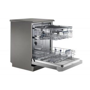 ماشین ظرفشویی سامسونگ مدل DW60H از بغل در باز