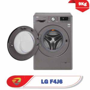 درب ماشین لباسشویی ال جی F4J6