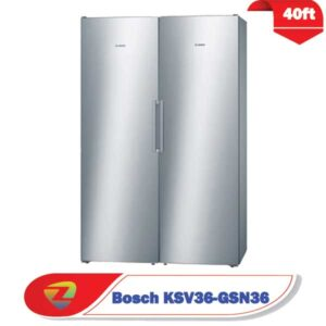 یخچال فریزر بوش GSN36-KSV36