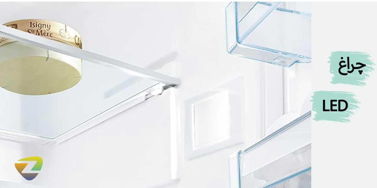 چراغ LED یخچال فریزر بوش GSN36-KSV36