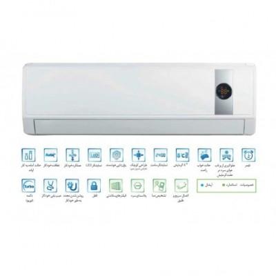 کولر گازی گری 18000 سرد و گرم کم مصرف T3 مدل GWH18QD