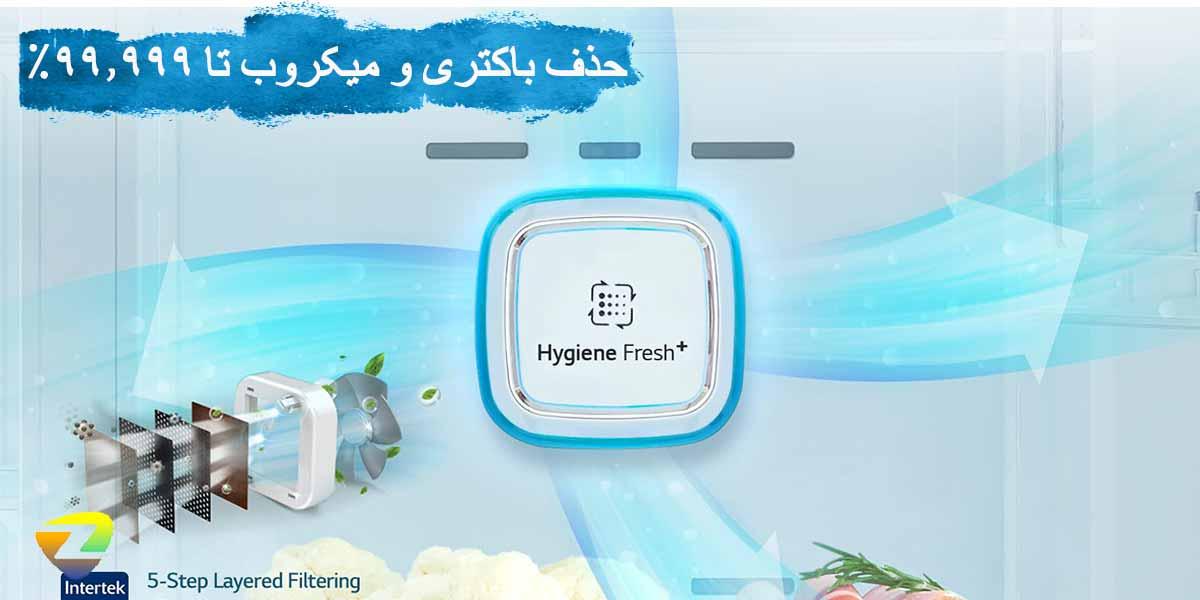 فیلتر بهداشتی Hygiene FRESH+™