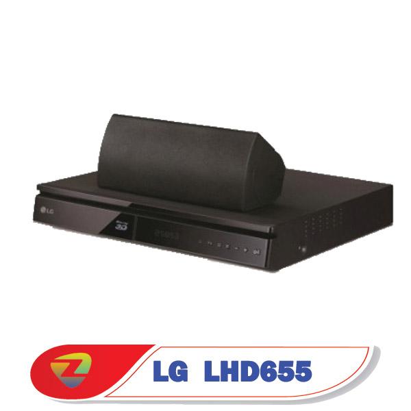 سینما خانگی ال جی 655 سیستم صوتی LHD655 توان 1000 وات