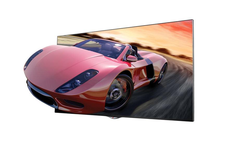 قابلیت پخش فایل سه بعدی از طریق DVD بلوری در سینما خانگی الجی مدل LHD655