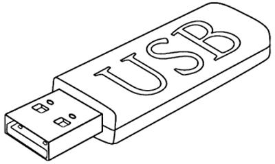 پورت USB برای پخش و ضبط در سینما خانگی الجی مدل LHD756W