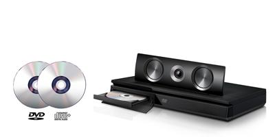پخش DVD / CD سینما خانگی الجی مدل LHD756W