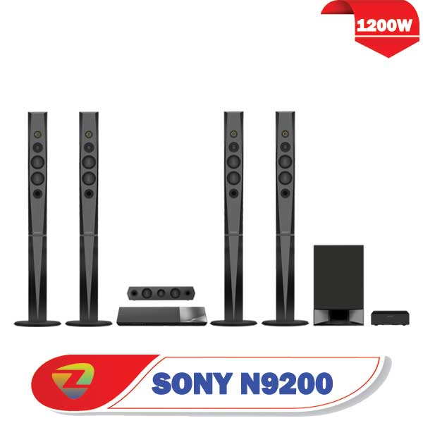سینماخانگی سونی N9200 سیستم صوتی BDV-N9200 توان 1200 وات