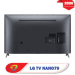 پشت تلویزیون ال جی 65NANO79