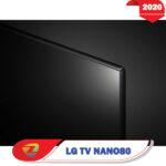 حاشیه تلویزیون ال جی 55NANO80