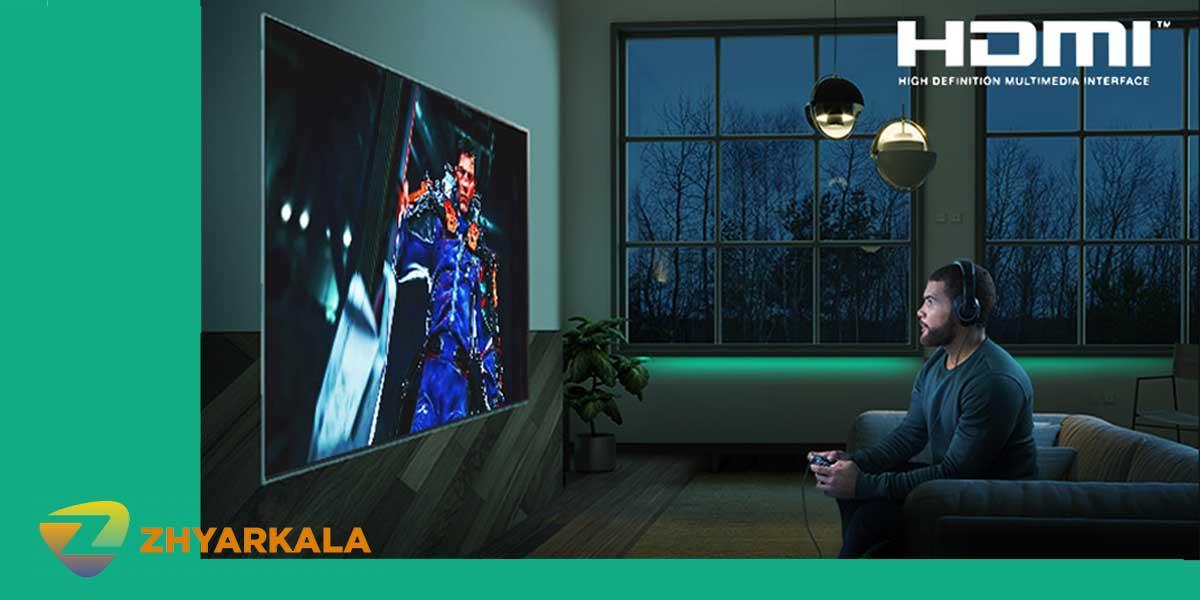 بازی در تلویزیون ال جی 65NANO90