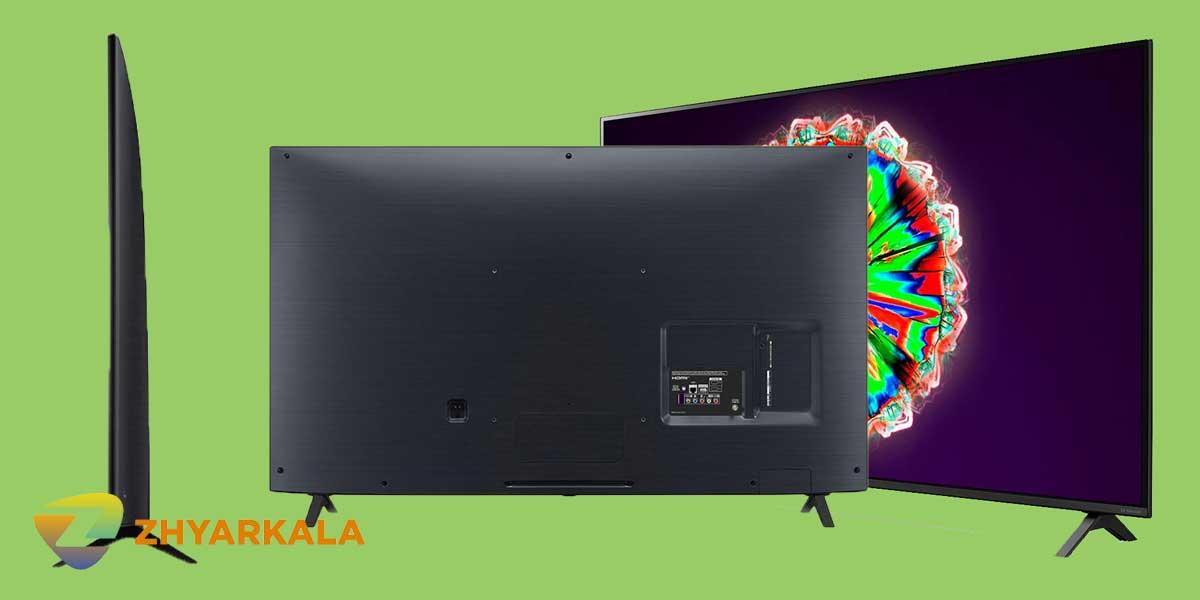 طراحی تلویزیون ال جی 65NANO90