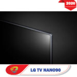 حاشیه تلویزیون ال جی 65NANO90