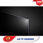 حاشیه تلویزیون ال جی 75NANO90