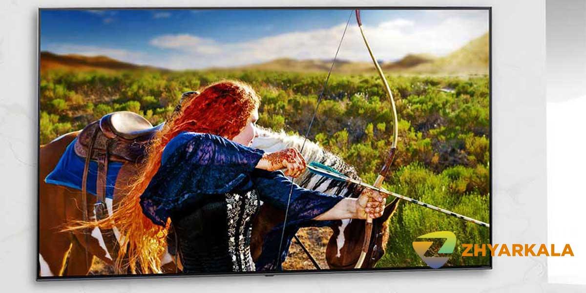 کیفیت تصویر تلویزیون ال جی 65NANO90