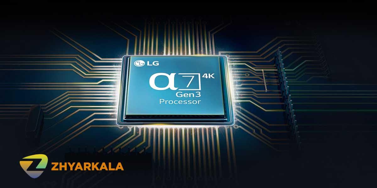 پردازنده تلویزیون ال جی 75NANO90