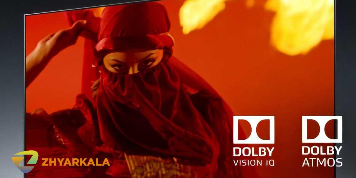 دالبی دز تلویزیون ال جی 86NANO90