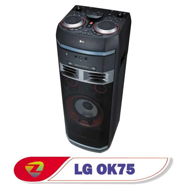 سیستم صوتی ال جی OK75 توان 1000 وات XBOOM OK75