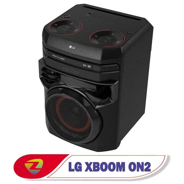 سیستم صوتی ال جی ON2 ایکس بوم ON2D توان 100 وات