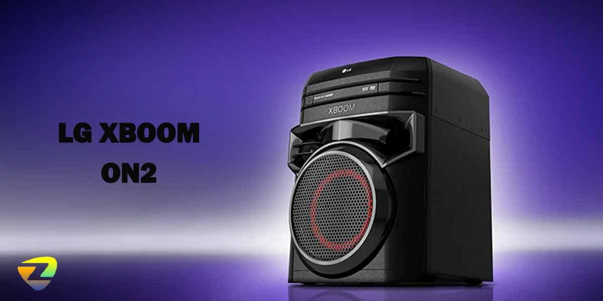 معرفی سیستم صوتی ال جی ON2