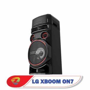 نمای دیگر سیستم صوتی ال جیON7