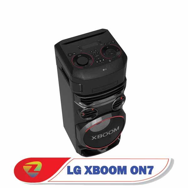 سیستم صوتی ال جی ON7 ایکس بوم ON7 توان 500 وات