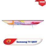 نمای بالای تلویزیون سامسونگ Q60T