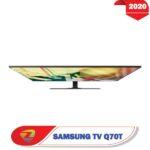 نمای بالا تلویزیون سامسونگ 55Q70T