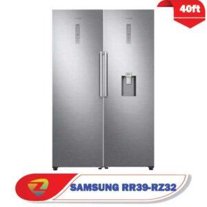 یخچال و فریزر دوقلو سامسونگ RR39-RZ32