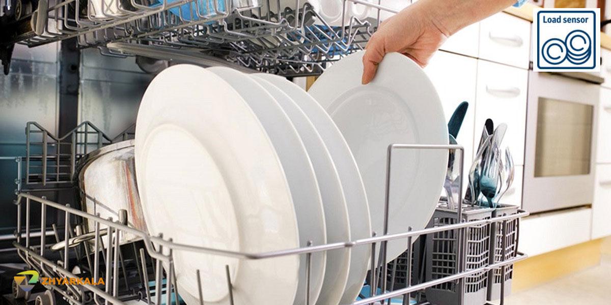 قابلیت Load sensor در ظرفشویی بوش SMS 46MW01D