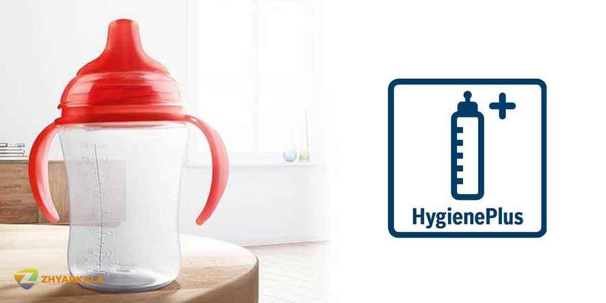 برنامه HygienePlus ظرفشویی بوش مدل SMS46
