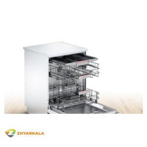 ماشین ظرفشویی بوش 13 نفره 46MW01 - SMS46MW01D سری4 درب باز از بغل