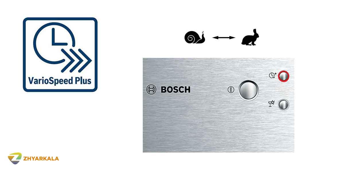 برامه شستشو ماشین ظرفشویی بوش SMS46NI03E