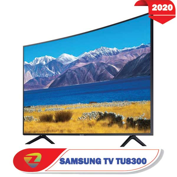 تلویزیون سامسونگ 55TU8300 فورکی سایز 55 اینچ TU8300
