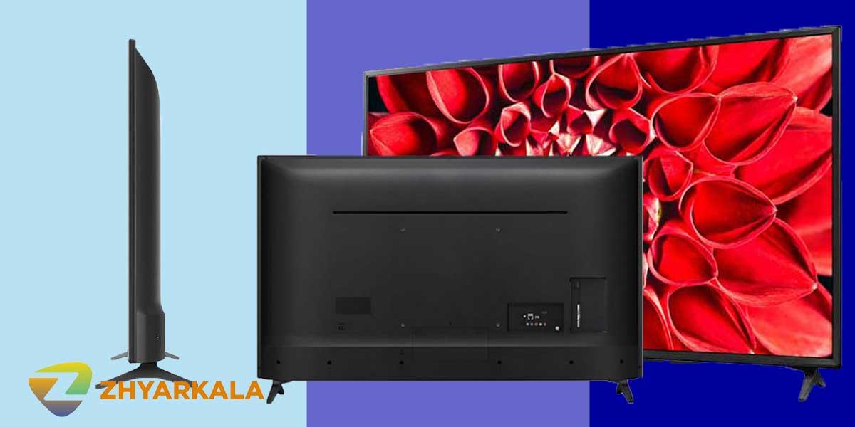 طراحی و ساخت زیبا تلویزیون UN7100