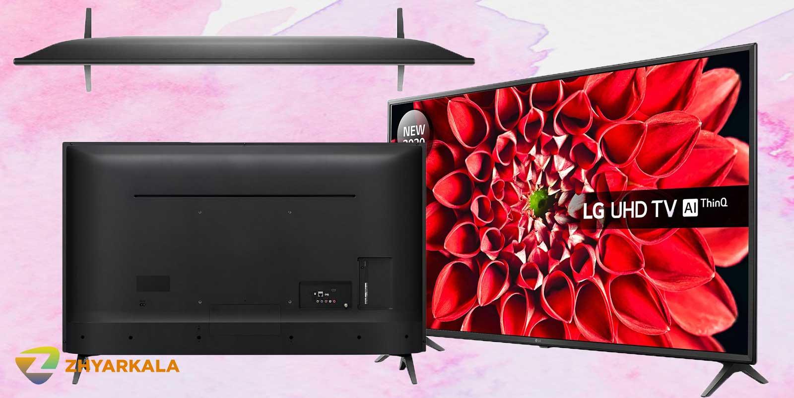 طراحی تلویزیون ال جی 55UN711