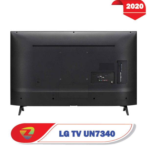 تلویزیون 43 اینچ ال جی UN7340 فورکی مدل 2020
