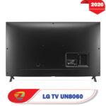 تلویزیون 55 اینچ ال جی UN8060 درگاه از پشت