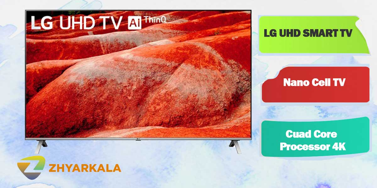 بررسی تلویزیون 55 اینچ UN8060 ال جی
