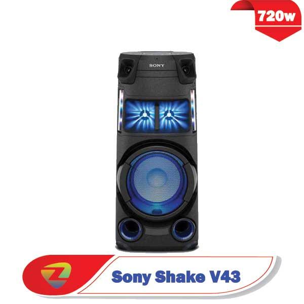 شیک سونی V43 سیستم صوتی 720 وات Shake V43